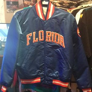 1980's vintage florida  gators bomber